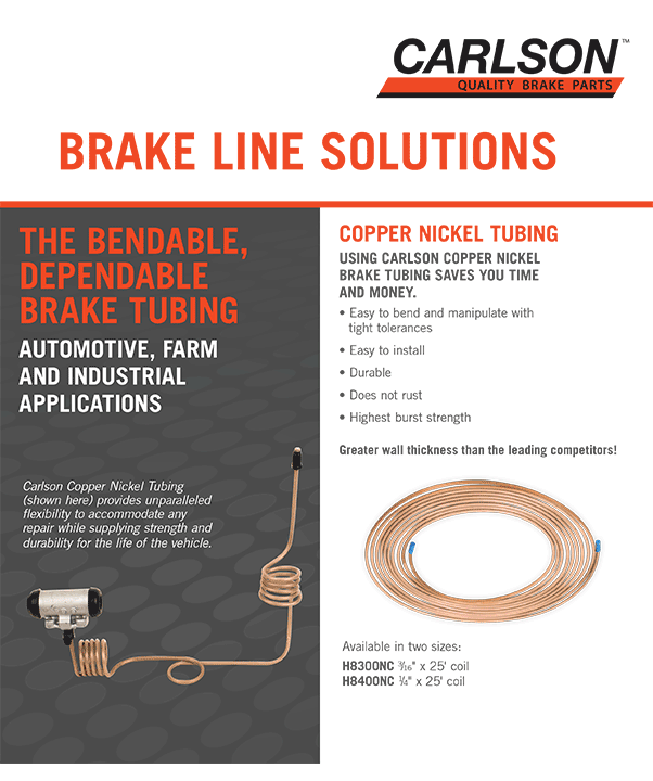 Brake Line Solutions