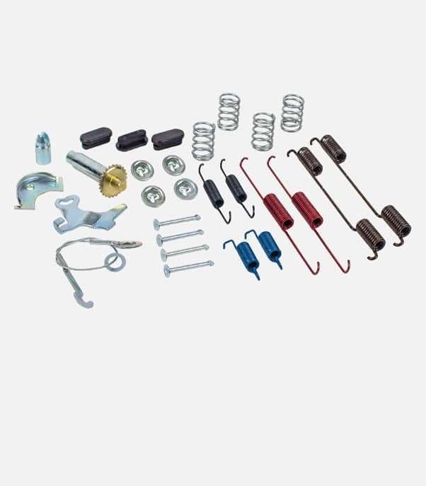 Carlson 16170 Rear Disc Brake Hardware Kit