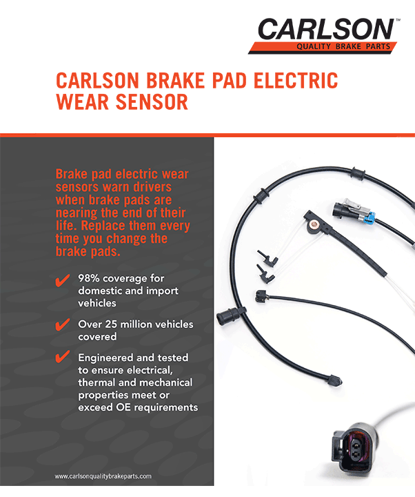 Electric Wear Sensors