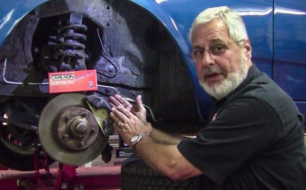 Sam Memmolo on Brake Hardware