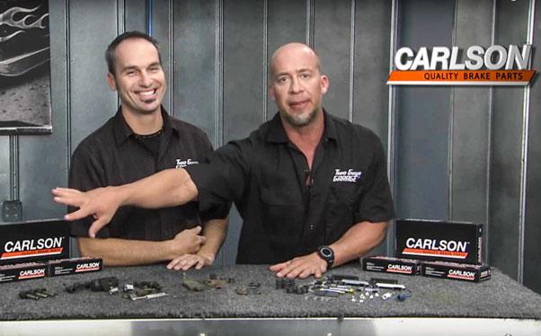 Two Guys Garage: Materials