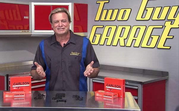 Two Guys Garage: QuietGlide Brake Clips