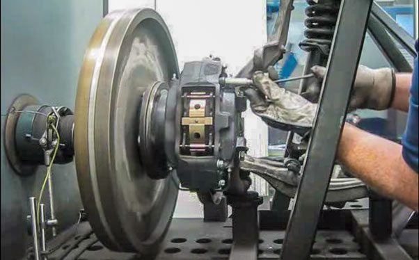 Low Frequency Damper