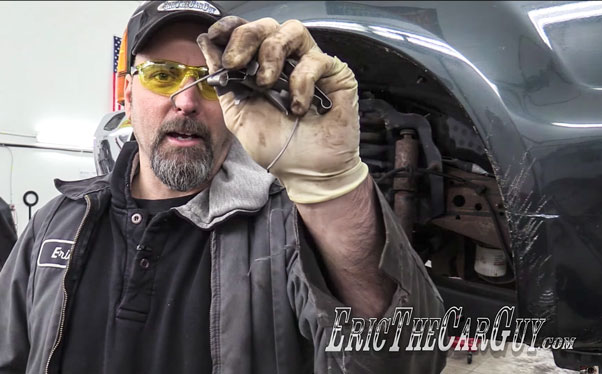 Eric the Car Guy: Brake Hardware