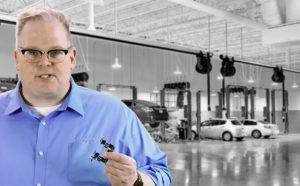 Andrew Markel, brake hardware, brake pad wear