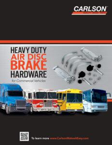 Carlson Heavy-Duty Air Disc Brake Hardware Flyer 2020 Thumbnail