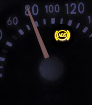 What's that ABS light on your dashboard?