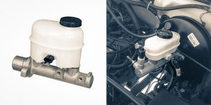 Ford F-150 master cylinder