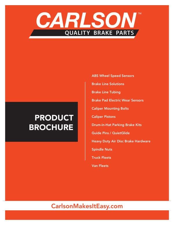Brochure produit Carlson
