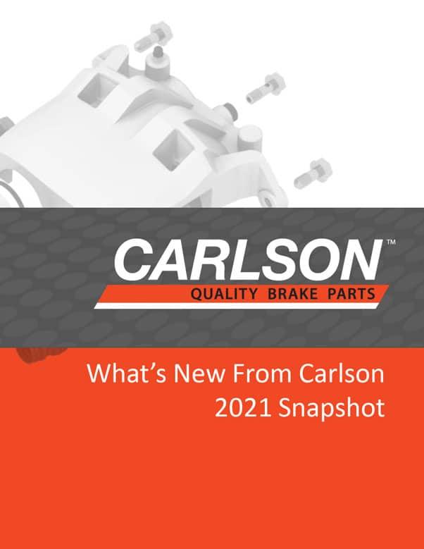 Quoi de neuf chez Carlson?